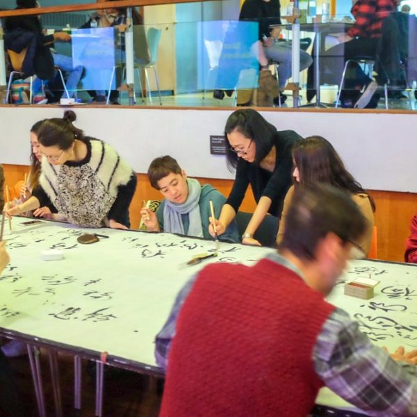 calligraphy workshop @ Southbank Centre3