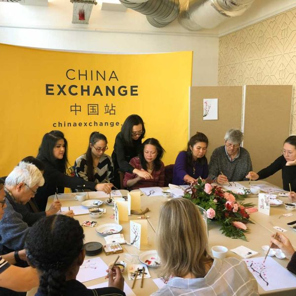 workshop @China Exchange